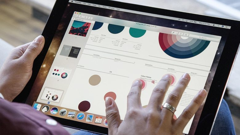 Luna Display gives you a touchscreen Mac.