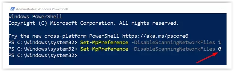 PowerShell-preferencia-red