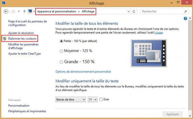 Windows8-calibrar